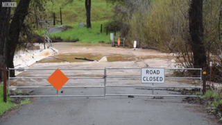 Rainstorms cause flooding in parts of Mariposa County