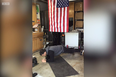 Merced High graduate creates online video workouts athletes can do at home