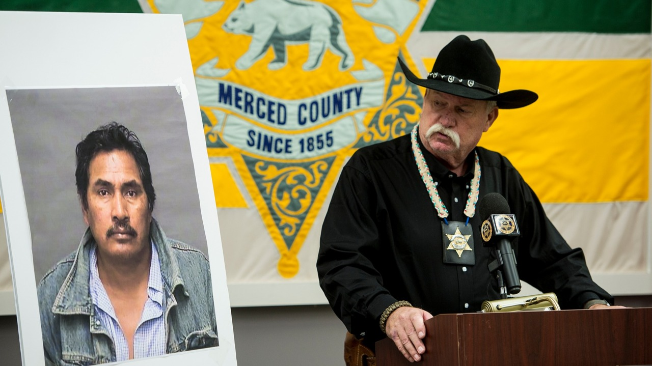 Merced County Sheriff's sergeant identified as deputy wounded  by gunfire last week