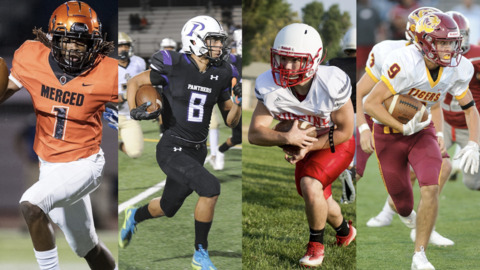Who should be the Merced Sun-Star Football Player of the Week for Oct. 19 Games?