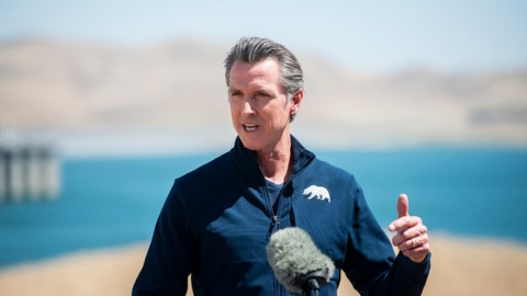Gavin Newsom declares drought emergency for most of California, announces relief plans