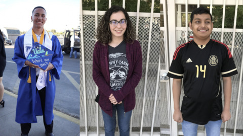 Merced County visually impaired students face tough odds. Here's how three succeeded