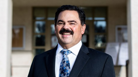 Los Banos Mayor Tom Faria speaks about future of city