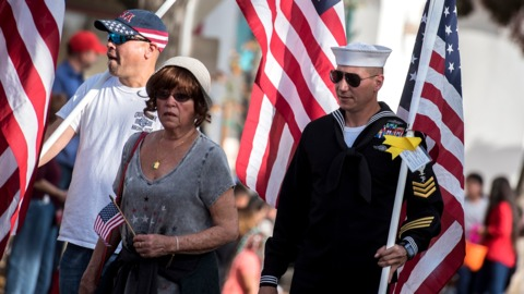 Video: Veterans Day in Merced County 2019