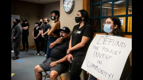 Merced passes $265M budget, following emotional calls to defund police, enact changes