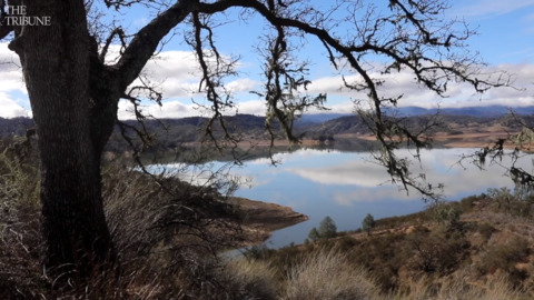 How Nacimiento and Lopez lakes look after the January 2021 storm