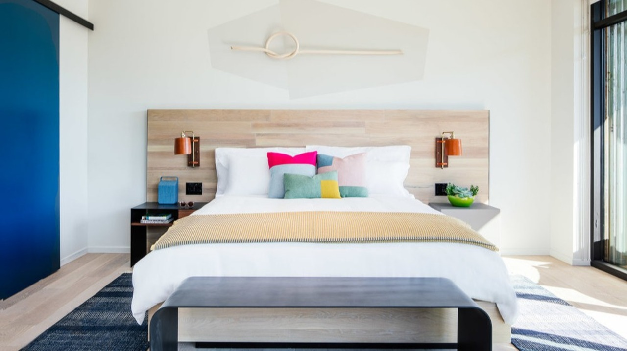 Three bars, two restaurants and spa. Get a peek inside SLO's newest downtown hotel