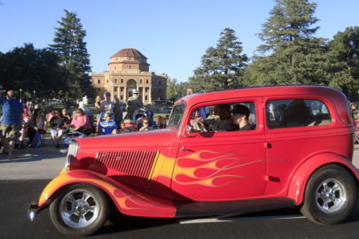 Listen to the roar of hot rods at Atascadero's annual Hot El Camino Cruise Nite