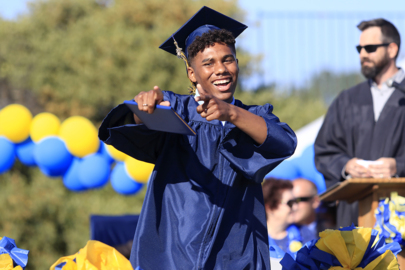Arroyo Grande High School's Class of 2019 has 11 valedictorians — you read that right