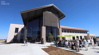 Cuesta College unveils its $32 million student center in Paso Robles