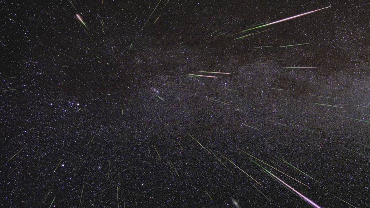 Spectacular meteor shower will dazzle the sky tonight, and NC is a prime viewing spot
