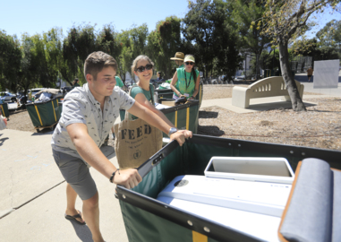SLO County weather forecast for week of Sept. 16: From extreme heat — to rain?
