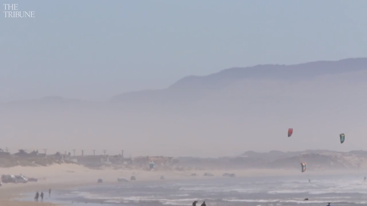 Dust from the dunes: Our investigation of air quality and health on the Nipomo Mesa