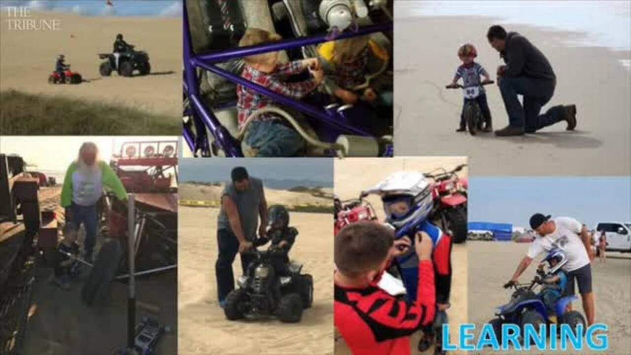 What's to love about Oceano Dunes? Off-roaders share their photos