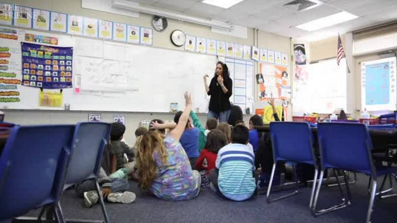 This school will become the 3rd in SLO County to adopt bilingual education program