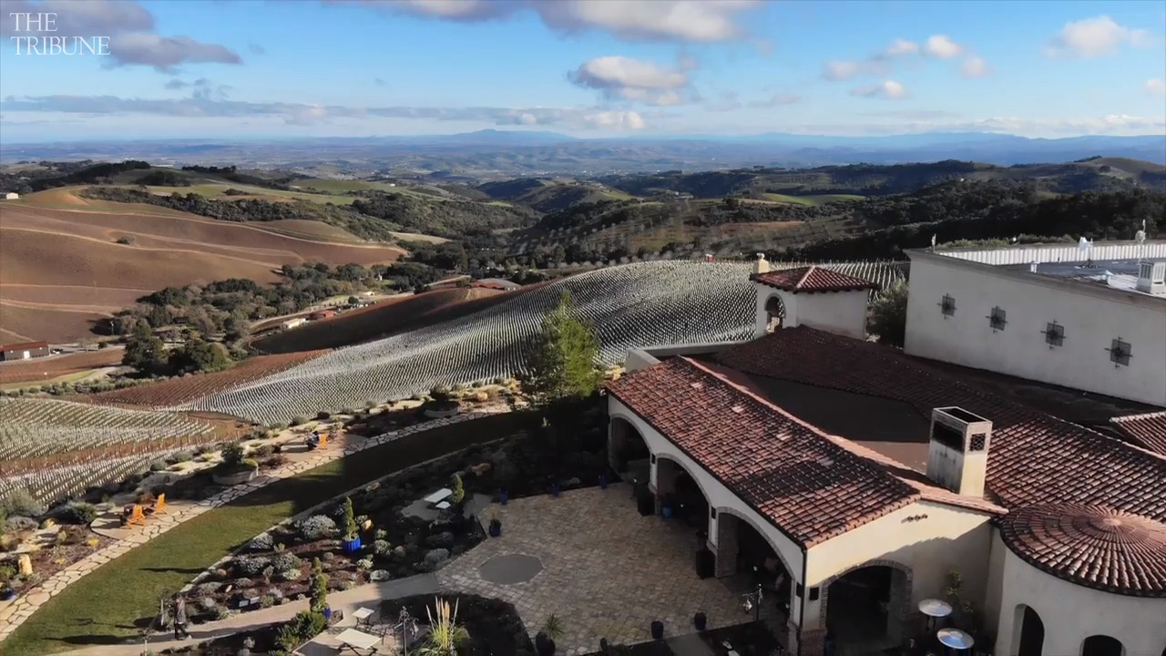 Paso Robles is 'one of the most exciting places' for California wine, magazine says