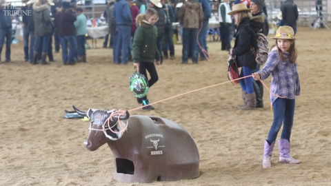Cal Poly Rodeo team hosts benefit for Jack's Helping Hand and Cal Poly Police dogs