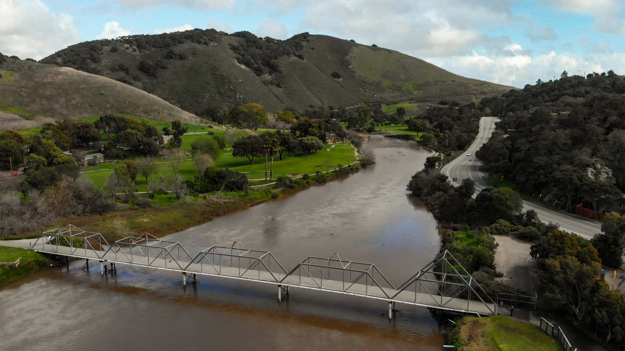 SLO County CA weather: Rain totals for February 9, 10, 2019