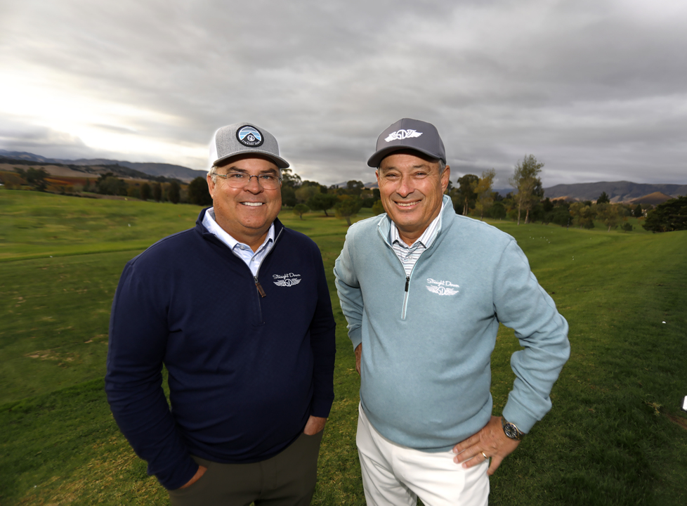 Golf fans can watch PGA pros for free at this weekend's Straight Down Fall Classic in SLO