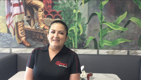 Check out Efren's Mexican restaurant in San Luis Obispo