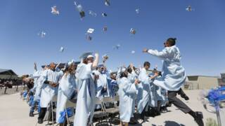 Central Coast New Tech's 2018 graduation celebrates 76 seniors