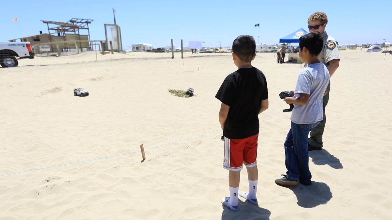 Oceano Dunes SVRA holds  Dunes Safety Day at the OHV park