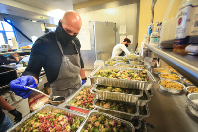 SLO Provisions busy preparing Thanksgiving takeout meals