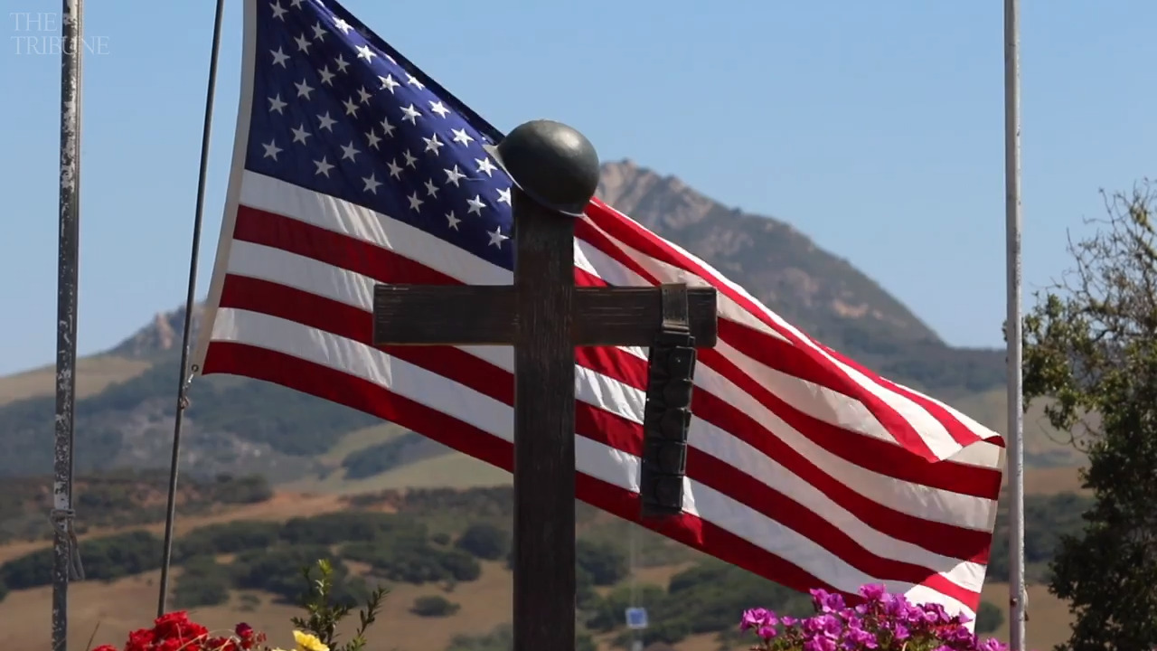 Here's a roundup of Memorial Day ceremonies taking place in SLO County
