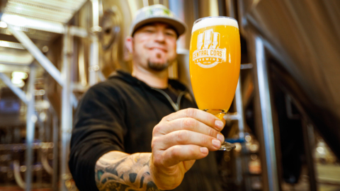 What exactly is a hazy IPA?