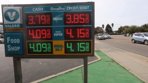 Gas just under $4 in Sacramento as prices decline this week. Here's where to get it cheap