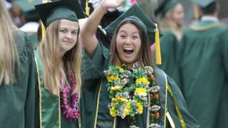 Cal Poly celebrates class of 2018 at commencement ceremony