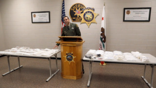 SLO County Sheriff's Office seizes nearly $1 million in illegal drugs