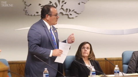 County schools superintendent begins Paso Robles board meeting with a Dr. Suess quote