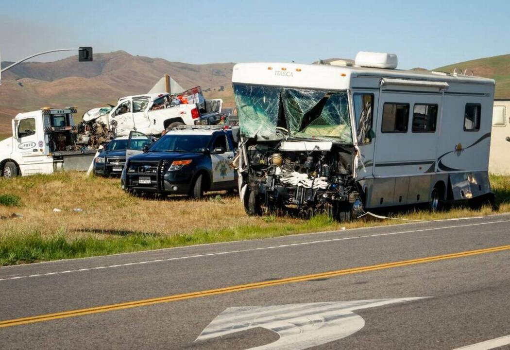 Creston CA man killed in Cholame Y intersection crash | San