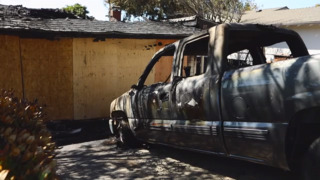 1 dead, home severely damaged after fire in San Luis Obispo