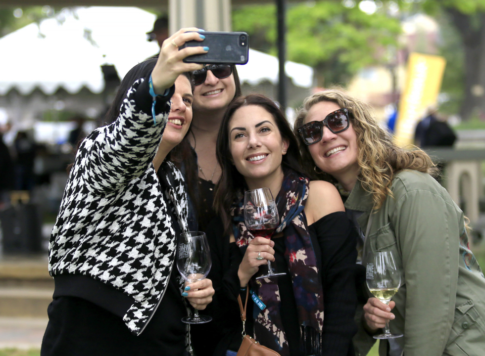 Get a look at the Paso Robles Wine Festival's Grand Tasting