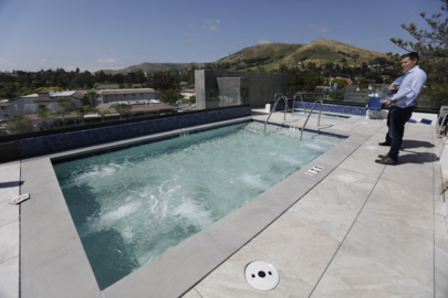 Andrew Firestone's hotel opens in SLO — and a new nearby restaurant is next