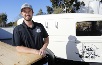How 2 SLO High grads turned their beer-on-wheels Tap Trucks into a national business