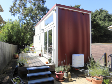 Ever thought about tiny home living? SLO event provides model tours and info for buyers