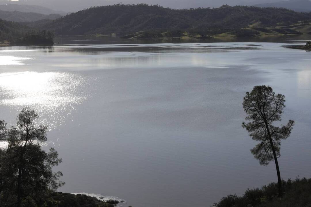 Lopez Lake water levels at 50 percent for first time since drought