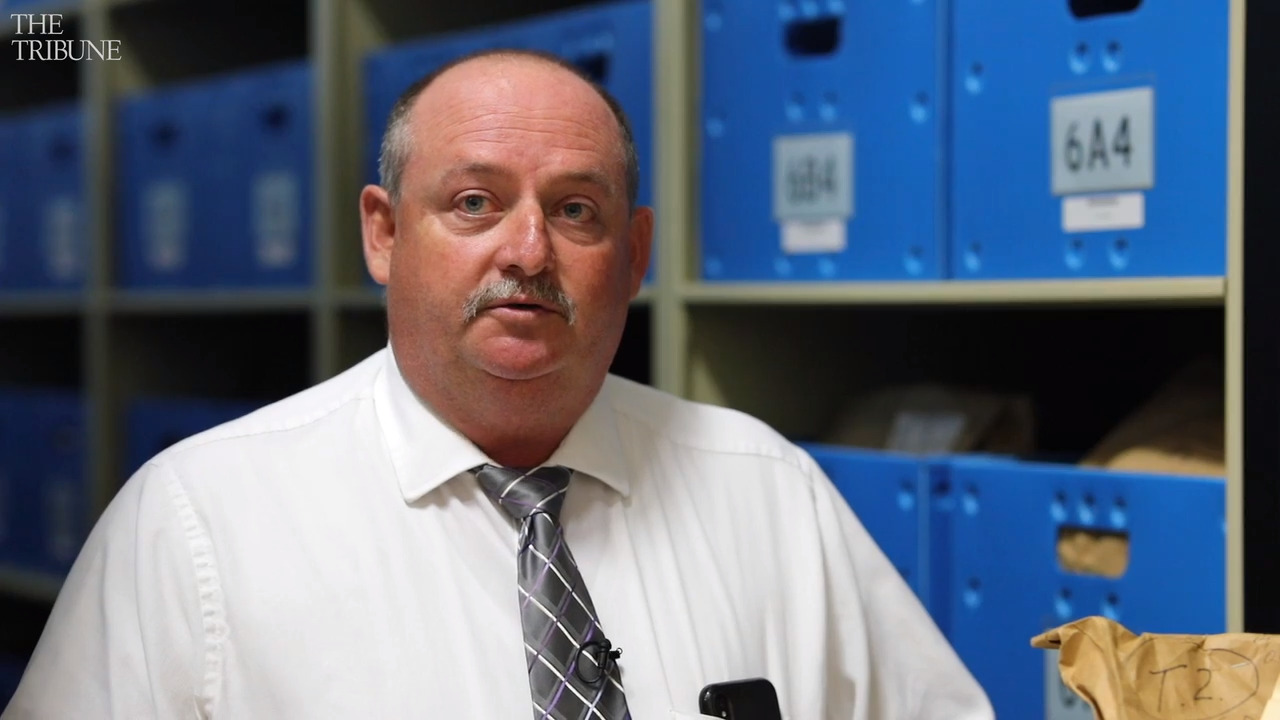 SLO County CA sheriff's detective solves cold cases | San