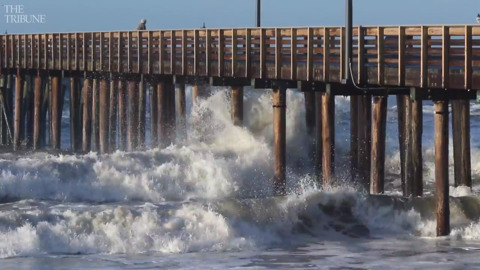 Winter storms, Hwy. 1 closures scared away Central Coast tourists