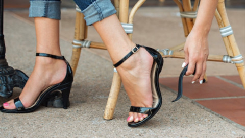 World's first convertible heels just hit the market — thanks to Cal Poly grad