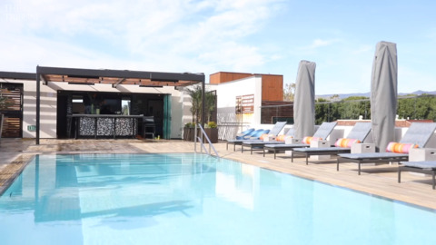 Take a look inside SLO's Hotel Cerro, with its rooftop pool and 360-degree views