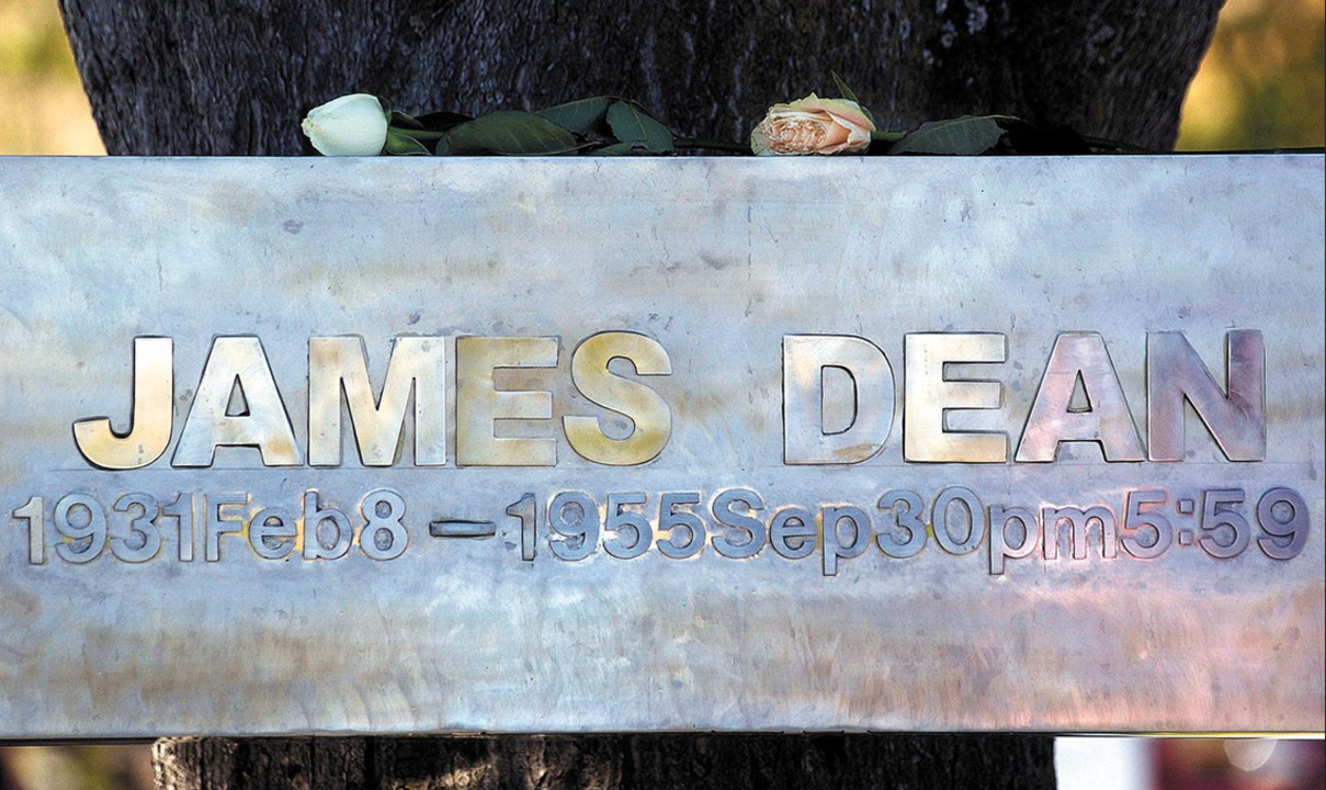4e826cdb666a4 James Dean crash site in Cholame is a reminder of what might have been