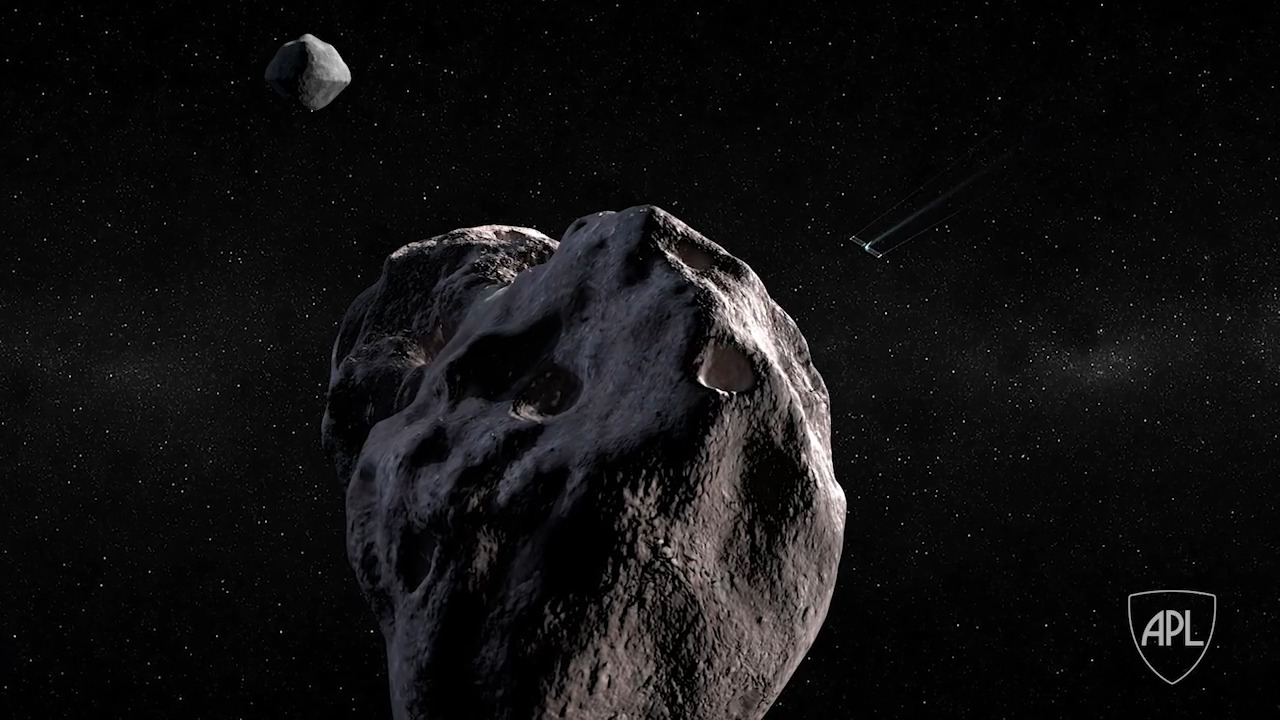 NASA wants to launch a spacecraft from Vandenberg and smash it into an asteroid