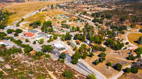 Own your own small town: California hamlet up for sale