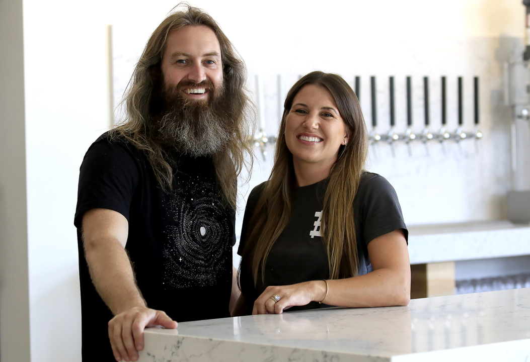 New SLO brewery has a name that's hard to forget — and it hopes the beers to match