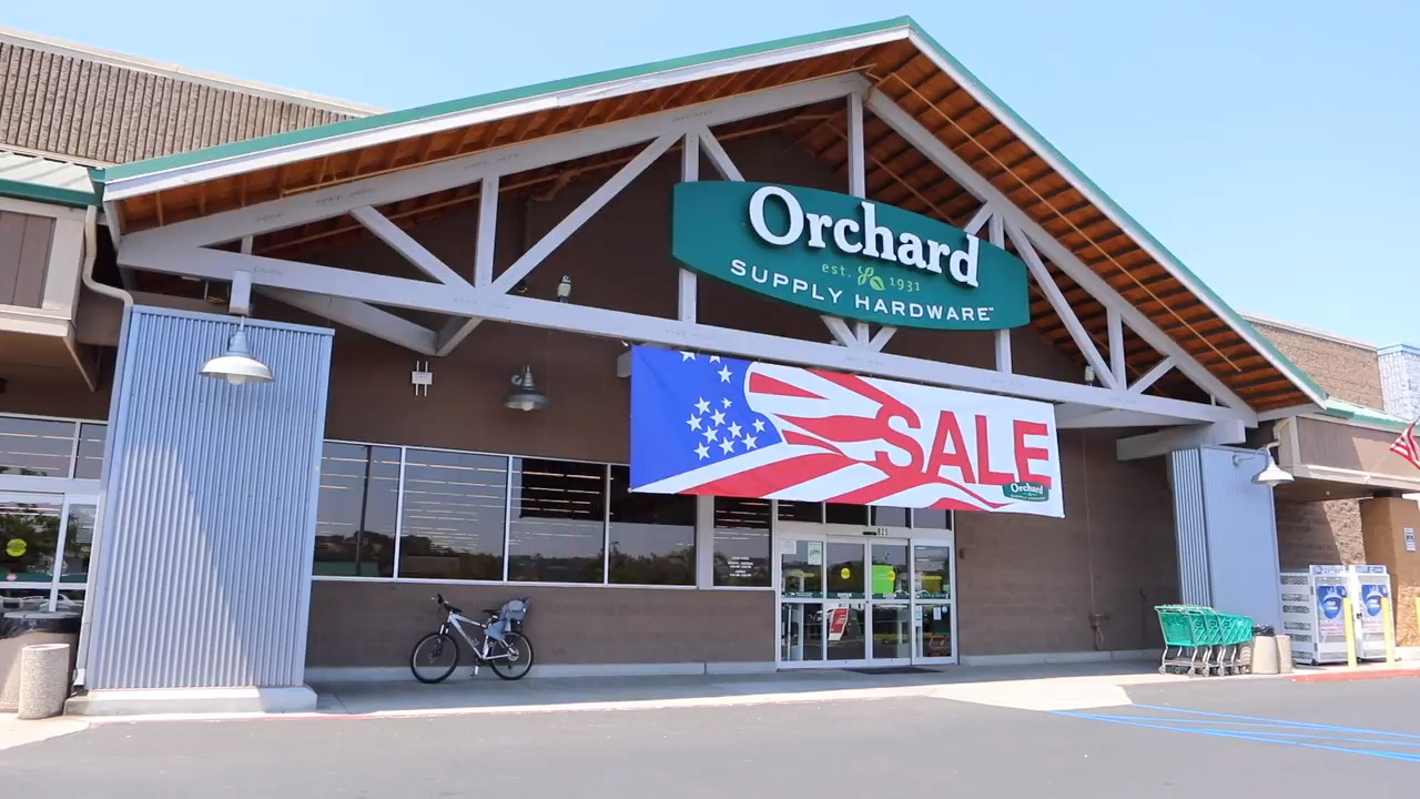 Orchard Supply Hardware stores close in SLO County CA