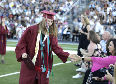 Paso Robles High School honors a 'truly extraordinary' Class of 2019